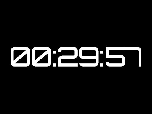 Simple Countdown Timer Plugin With jQuery - simple.timer.js