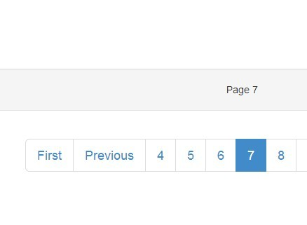 Simple Customizable Pagination Plugin with jQuery and Bootstrap - Twbs Pagination