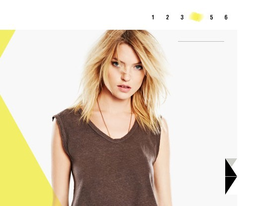 Simple Fashion jQuery Image Slider Plugin