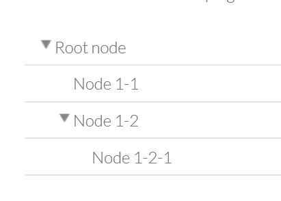 Simple and Flexible jQuery Tree Grid Plugin - TreeGrid