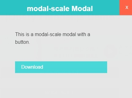 Simple Fullscreen Modal Plugin For jQuery - FModal.js