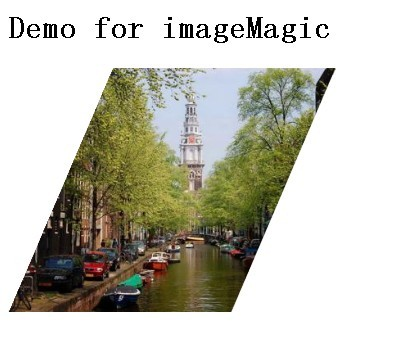 Simple Image Mask Effect Plugin with jQuery - imageMask