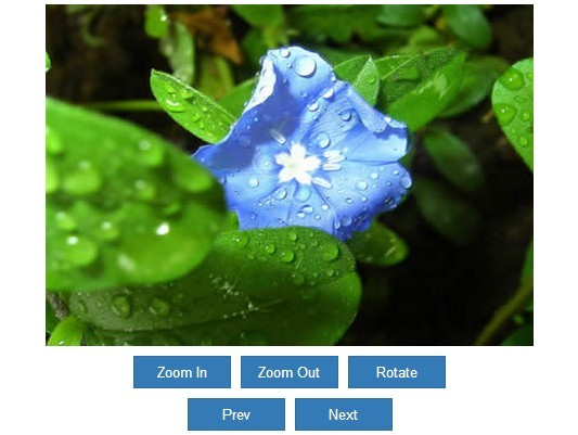 Simple Image Viewer with jQuery and Bootstrap - imagebox