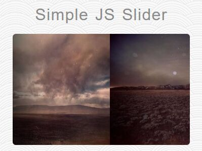 How to Create an Image Slider Using jQuery