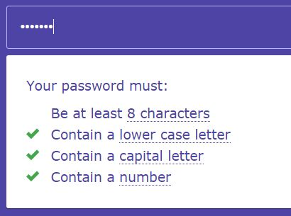 Simple Password Strength Checker With jQuery - Password Validator