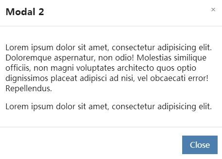 Simple Responsive jQuery Modal Dialog Plugin - Baze Modal