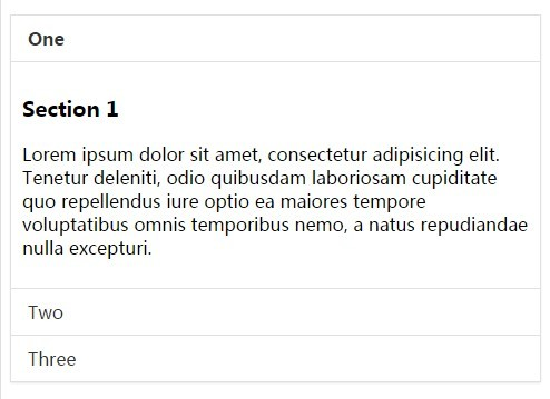 Simple Responsive jQuery Tabs/Accordion Plugin