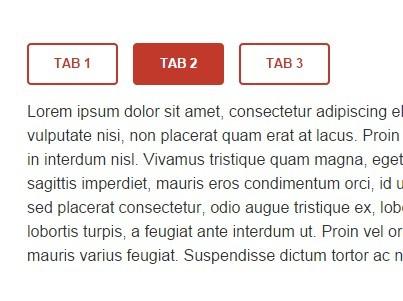 Lightweight jQuery Responsive Tabs & Accordion Plugin