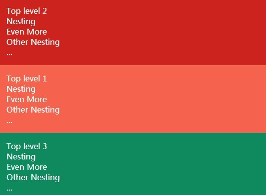 Simple Touch-enabled List Sorting Plugin with jQuery - Sordid Dragon