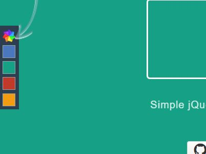 Simple Webpage Theme Switcher Plugin With jQuery - ColorPanel