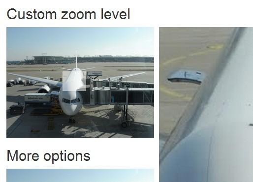Simple jQuery Image Magnifier & Enlargement Plugin - imagezoom