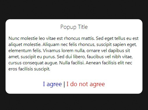 Simple jQuery Plugin For Opening A Popup Window On Page load | Free