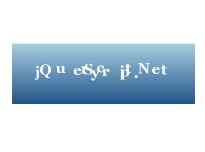 Simple jQuery Text Rotator Plugin with Nice Fading effects - jLetter