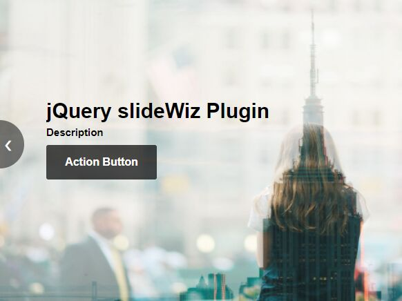Elegant Dynamic Slideshow/Carousel Plugin - jQuery slideWiz