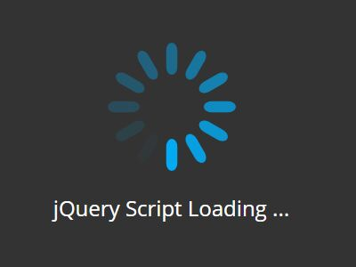 Small Loading Modal Overlay Plugin With jQuery - loadingBlock