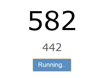 Small jQuery Number Counter Plugin with Easing Effects - counter.js