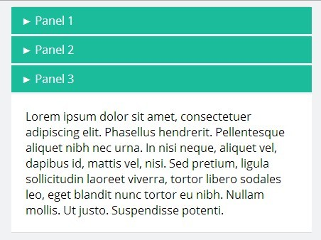 Smooth Accordion Plugin with jQuery and CSS3 Transforms