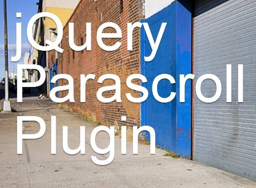 Smooth Background Parallax Scrolling Effect with jQuery and CSS3