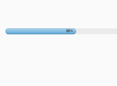 Smooth Progress Bar Loading Effect With jQuery | Free jQuery Plugins