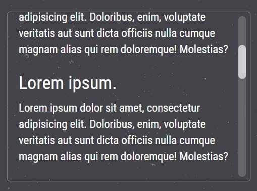 Smooth Vertical Scroller Plugin with jQuery - VScroller