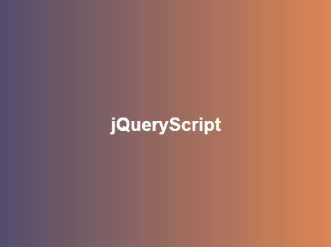 Smoothly Scroll Through Sections With Custom Events - jQuery scrollControl.js