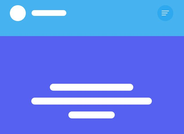 Sticky Header Navigation With Smooth Scroll