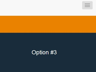 Sticky Navigation Bar with jQuery and Bootstrap | Free jQuery Plugins