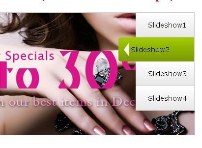 Stylish Featured Content Slideshow Plugin - desSlideshow