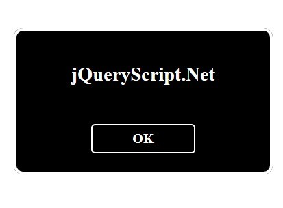Super Tiny jQuery Modal Dialog Box Plugin - ssDialog