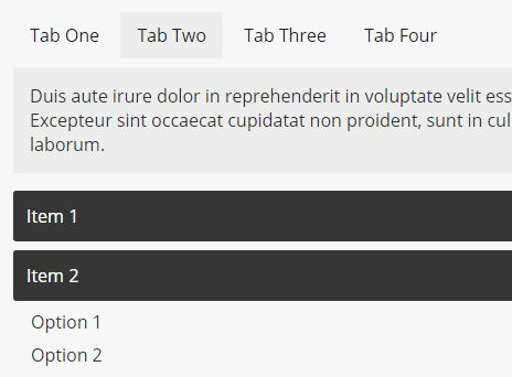 Tabs And Accordions Made Easy - jQuery jpix Plugin