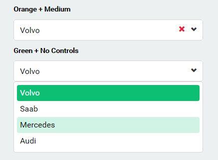 Themeable jQuery Select Box Enhancement Plugin - select-mania