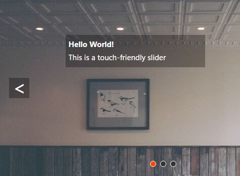 Tiny Responsive Content Carousel Plugin For jQuery - hwSlider