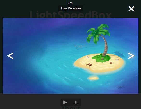 Tiny Responsive Image Lightbox & Gallery Plugin - LightSpeedBox