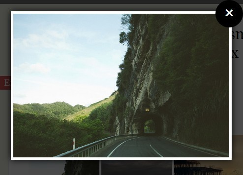 Tiny Responsive jQuery Lightbox Plugin - Rebox
