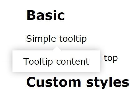 Tiny Responsive jQuery Tooltip Plugin - Neat Tooltip