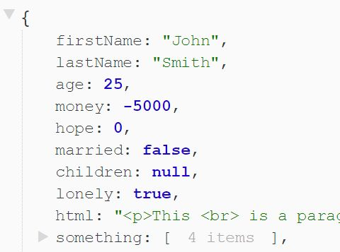 Pretty JSON Formatting and Syntax Highlighting Plugin