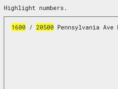 Tiny jQuery Plugin To Highlight Text In Textarea | Free