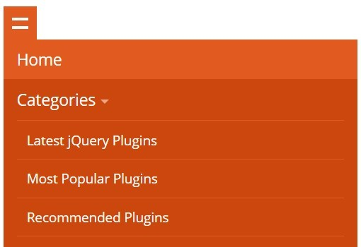 Touch-Friendly & Responsive jQuery Dropdown Menu Plugin - doubletaptogo