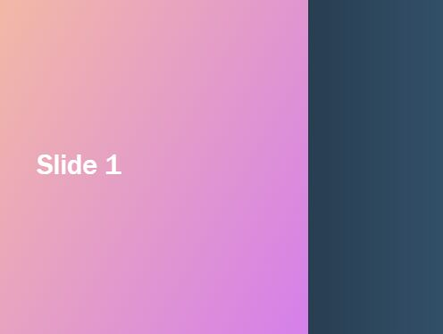 Basic Touch Slider Plugin With jQuery - swipeSlider