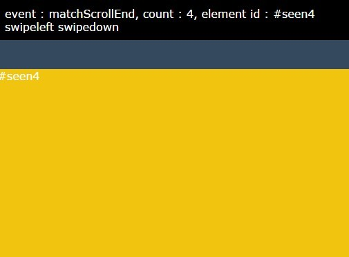 Touch-enabled Vertical Scrolling Effects with jQuery - matchWindowScroll