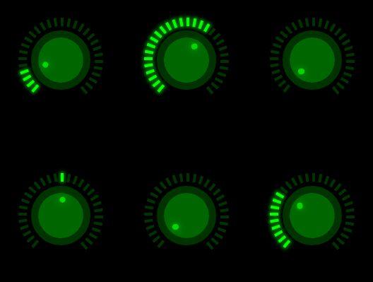 Touchable Knob-style Range Input Plugin With jQuery - fancyknob