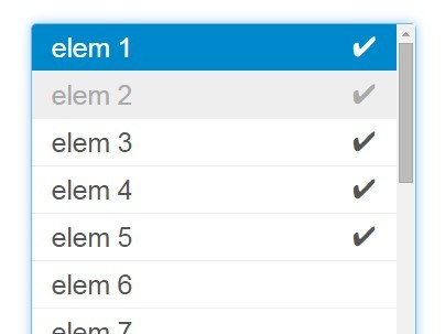 User-friendly jQuery Multiple Select Plugin - Select Multiple