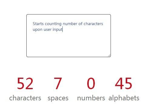 Versatile jQuery Character Counter Plugin - CharacterCount.js