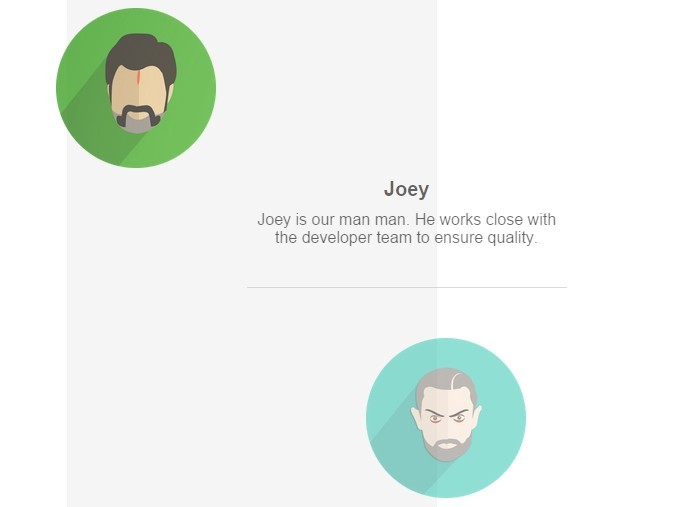 Viewport-triggered Elements Slide In Animations with jQuery