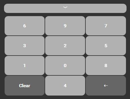 Mobile-friendly Virtual NumPad Plugin For jQuery - digitalKeyboard