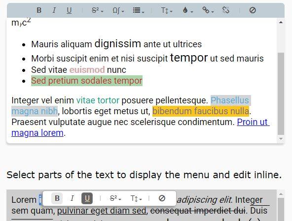 jQuery editor Plugins | jQuery Script