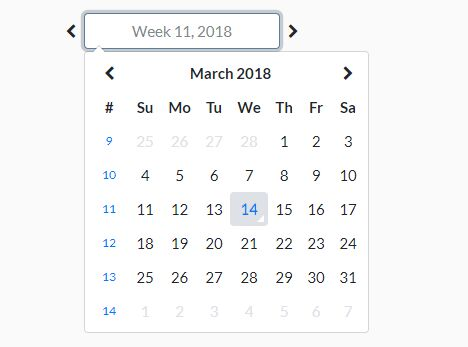 Simple jQuery Date Picker for Bootstrap | Free jQuery Plugins