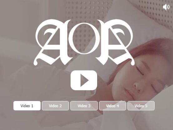 Youtube Video Background With Custom Controls - jQuery ytbgnav.js