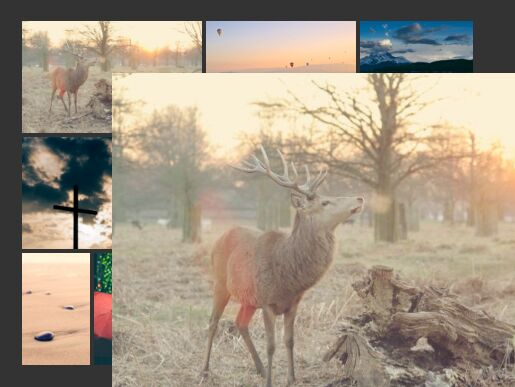 View Zoomed Images On Mouse Hover - jQuery Bighover