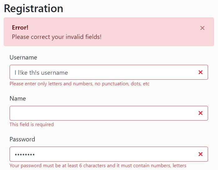 Form Validation & AJAX Submit Plugin - jQuery NiceForm
